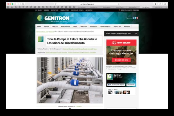 Genitron Sviluppo