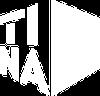 logo tina bianco