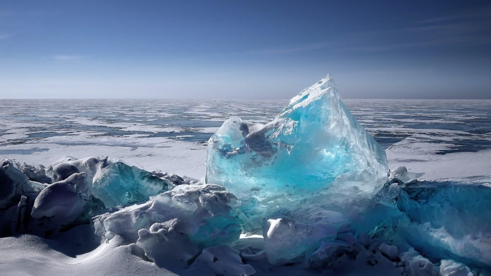sciogliemento dei ghiacciai